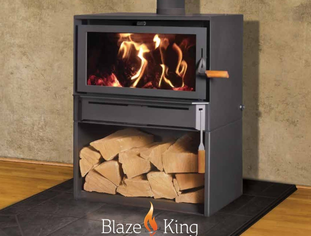 BLAZE KING - BOXER 24 - WOOD STOVE
