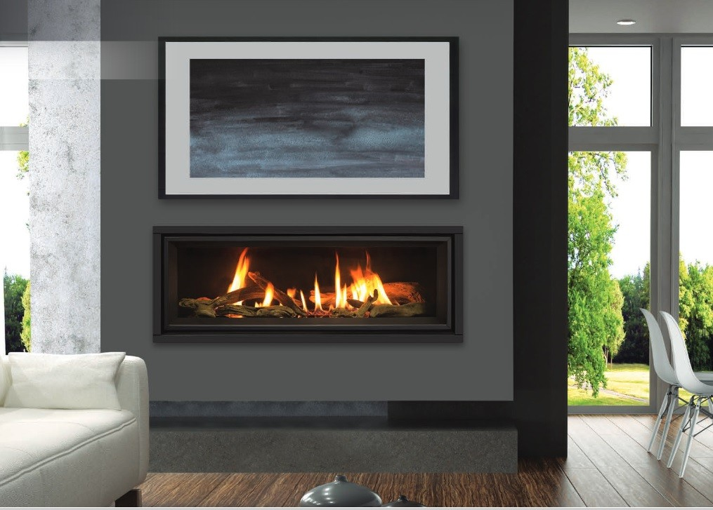 ENVIRO C44 - GAS FIREPLACE