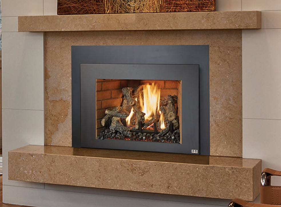 FIREPLACE-FPX 430 - GAS INSERT