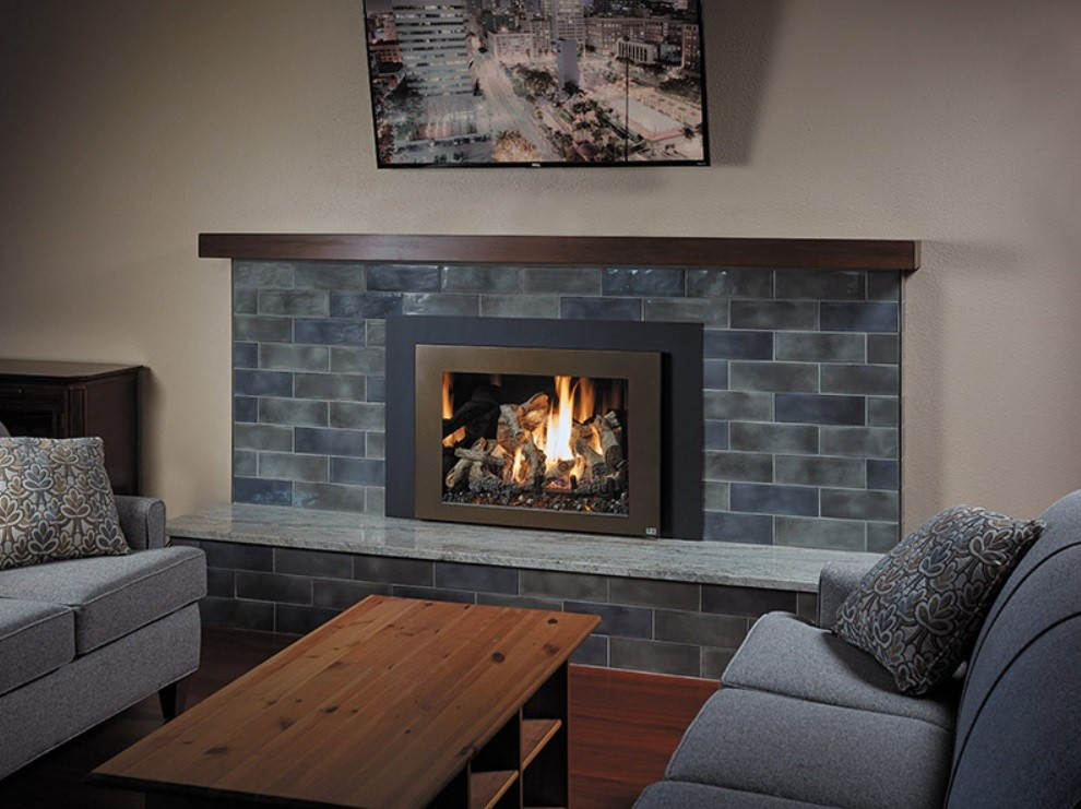 FIREPLACE-FPX 616 - GAS INSERT