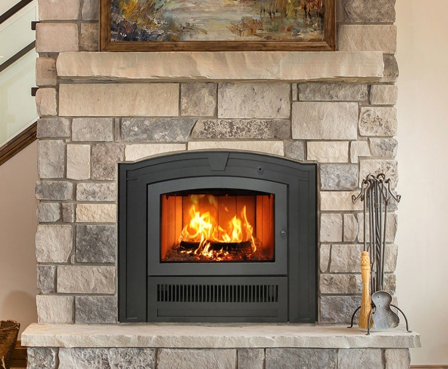RSF-OPEL PLUS KEYSTONE – WOOD BURNING FIREPLACE