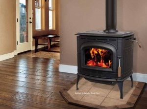 BLAZE KING - ASHFORD 20.2 - WOOD STOVE