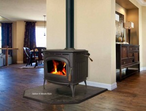 BLAZE KING - ASHFORD 30.2 - WOOD STOVE