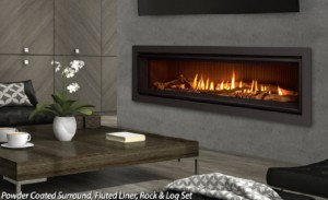 ENVIRO C60 - GAS FIREPLACE