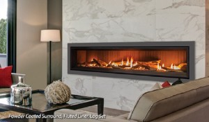 ENVIRO C72 - GAS FIREPLACE