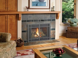 FIREPLACE-FPX 34 - GAS INSERT