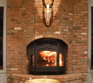 PSF–DELTA FUSION  - WOOD BURNING FIREPLACE