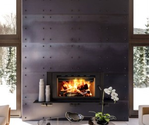 RSF-FOCUS SBR – WOOD BURNING FIREPLACE
